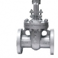 ㉿ CAST STEEL 20K FLANGED GATE VALVE (OS&Y)