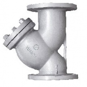 CAST STEEL 2MPa FLANGED STRAINER