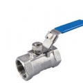 STAINLESS STEEL 10K THREADED BALL VALVE(1MPa) 1PC