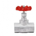 STAINLESS STEEL 10K GLOBE VALVE (1MPa)-SCREWED TYPE