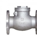 STAINLESS STEEL SWING CHECK VALVE-S.B TYPE