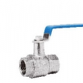 STAINLESS STEEL FOR KEEPING WARMTH THREADED BALL VALVE