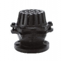 CAST IRON 10K FOOT VALVE