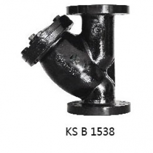㉿ CAST IRON 10K FLANGED SWING CHECK VALVE