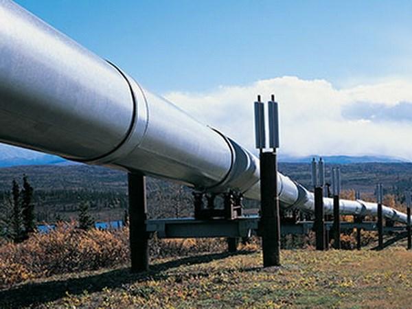 Đường ống dẫn dầu lớn nhất thế giới